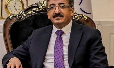 Van Büyükşehir Belediye Başkanı Mehmet Emin Bilmez Kimdir?