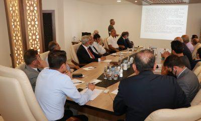 Ahlat'ta proje istişare toplantısı düzenlendi