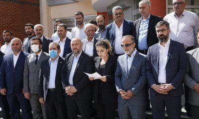 AK Parti Bitlis'ten Adnan Menderes'in idamının 60'ncı yıl dönümüne ilişkin açıklama