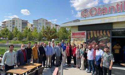 Ak Parti İl Başkanı Ünsal, gazetecilerle buluştu