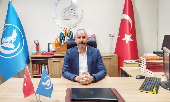Alaşehir Ülkü Ocakları yeni başkanı Çağatay Yayla oldu