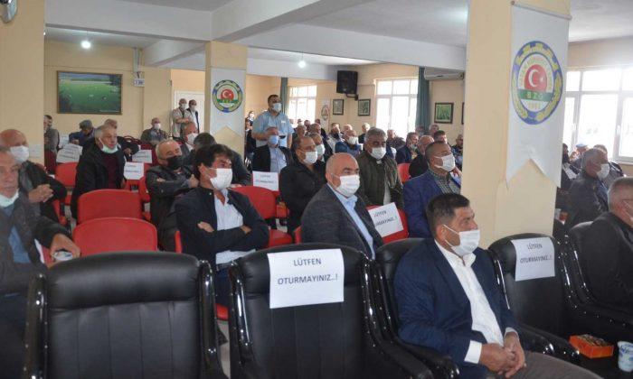 Bafra'da ÇKS'de yeni dönem muhtarlara anlatıldı