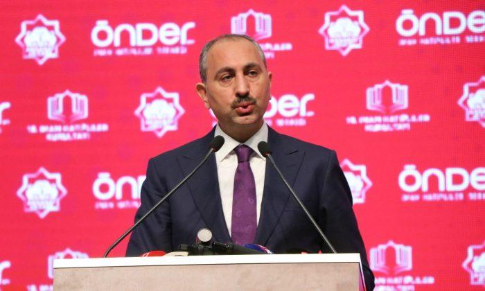 """Bakan Gül: """"Reformları sürdüreceğiz, yeni anayasayı milletimizle beraber yapacağız"""""""