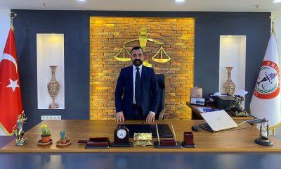 """Baro Başkanı Aktürk: """"Yargı; haksızlığa uğramış, mağdur olmuş insanların en önemli sığınağıdır"""""""
