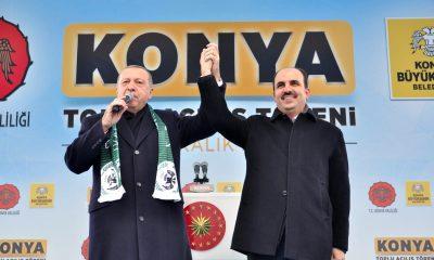 Başkan Altay, şeker pancarı fiyatları için Cumhurbaşkanı Erdoğan'a teşekkür etti