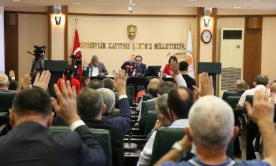"""Başkan Demir: """"Kur farkı olmasaydı borcumuz 900 milyon TL düşmüş olacaktı"""""""