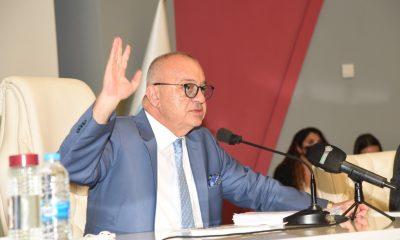 Başkan Ergün büyükşehir meclisinde müjdeleri arka arkaya verdi