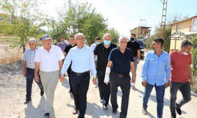 """Başkan Güder: """"Battalgazi'de hizmet seferberliği ilan ettik"""""""