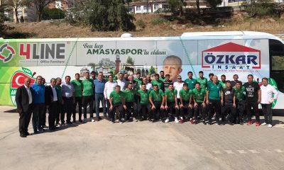 """Başkan Sarı: """"Amasyaspor'umuzun hedefi 3. lig"""""""