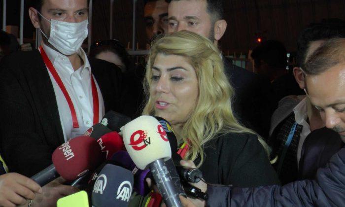 """Berna Gözbaşı: """"Galatasaray galibiyeti ile ligdeki yerimizi yavaş yavaş belirlemiş olduk"""""""