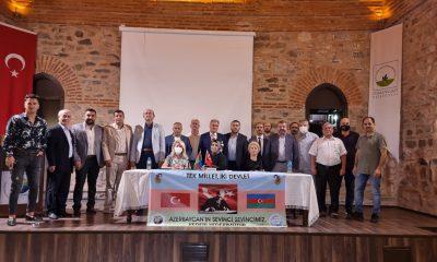 Bursa'da Azerbaycan Günlerinin ilki yapıldı