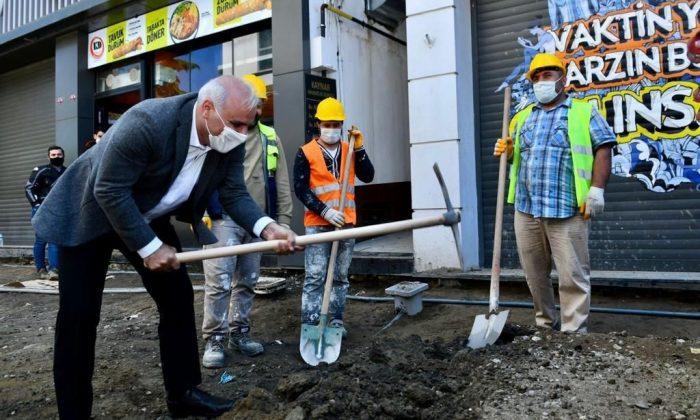 """Büyükşehir Belediye Başkanı Zorluoğlu: """"Trabzon'u renklerini koruyarak geliştiriyoruz"""""""
