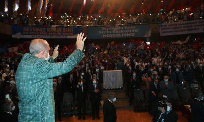 """Cumhurbaşkanı Erdoğan'dan """"Fatih"""" tepkisi"""