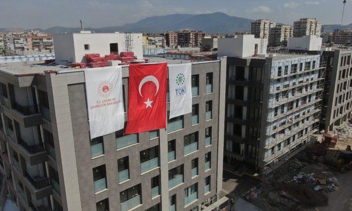 Deprem konutları 30 Ekim'de teslim edilmeye başlanacak