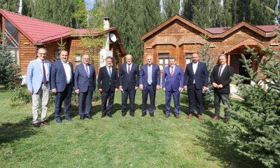 DKBB Encümen Toplantısı Bayburt'ta yapıldı