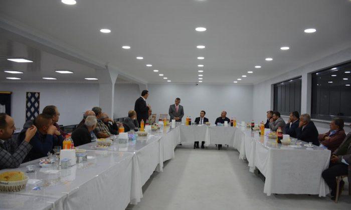 Emirdağ'da spor istişare toplantısı