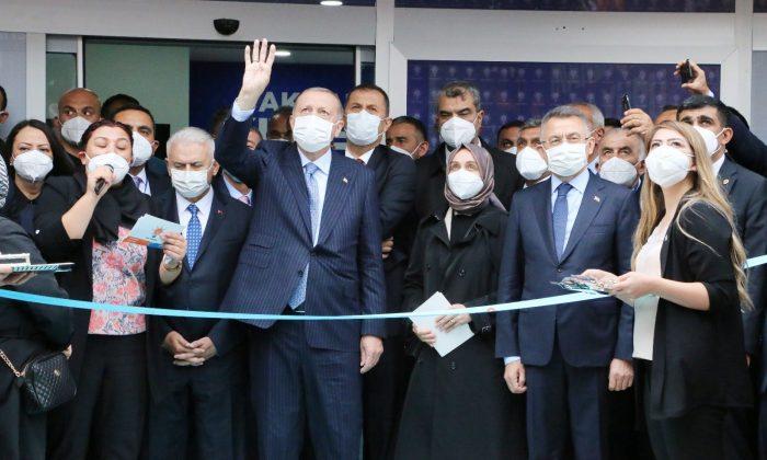 """Erdoğan: """"2023'te Kırşehir gerek cumhurbaşkanlığı gerekse milletvekilliği seçimleri için yeni bir dönemin adresi olacak"""""""