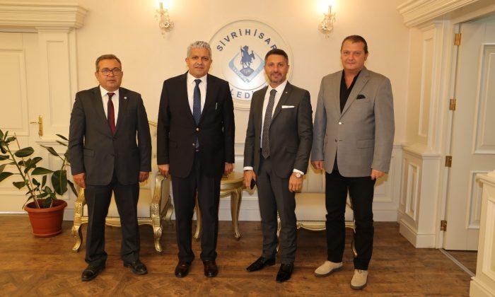 Eskişehir OSB'den Sivrihisar Belediyesi'ne ziyaret