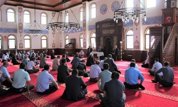 Eylül ayı din görevlileri toplantısı yapıldı