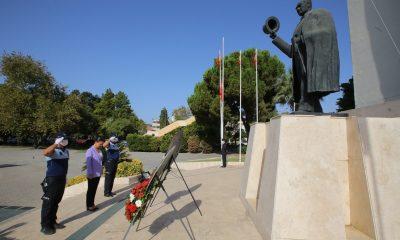Gaziler Günü Selçuk'ta törenle kutlandı