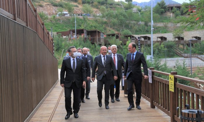 GEKA toplantısı Türkiye'nin en büyük tematik parkında yapıldı