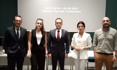 GİSP'te güven tazelendi Hakan Gümüş yeniden başkan