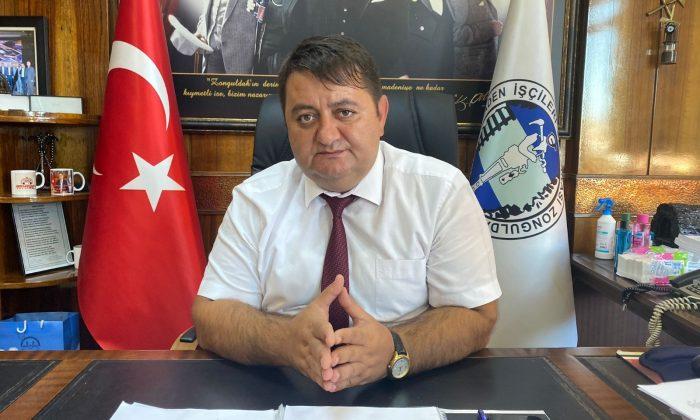 """GMİS Genel Başkanı Hakan Yeşil: """"44 madenci arkadaşımız koronavirüse yakalandı"""""""
