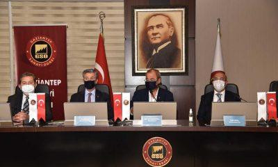 GSO Eylül ayı Meclis toplantısı yapıldı