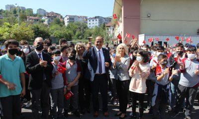 Gülüç'te İlköğretim Haftası törenle kutlandı