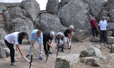 Herakleia Antik Kenti'nde kazı çalışmaları başladı
