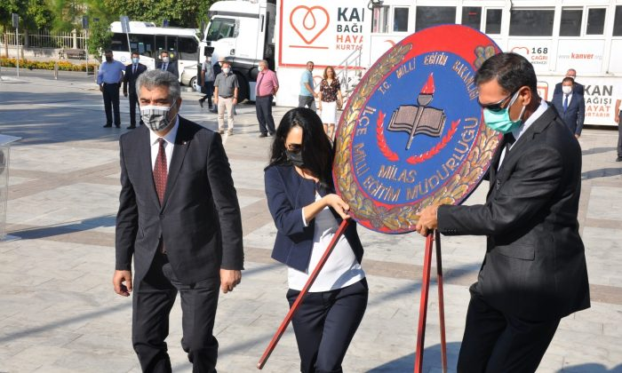İlköğretim Haftası Milas'ta Kutlandı