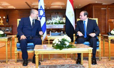 """İsrail Başbakanı Bennett'tan Mısır değerlendirmesi: """"Derin bağların temellerini attık"""""""