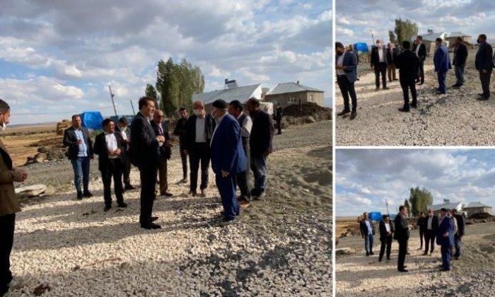 Karayazı'da Cumhurbaşkanı Erdoğan'a Vefa Gündemi