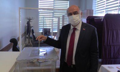 Kayseri Barosu Başkanı Ali Köse oldu