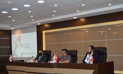 Kilis'te METYAP toplantısı yapıldı