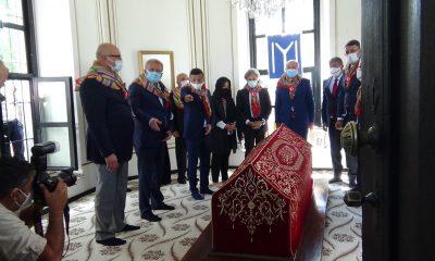 """KKTC Cumhurbaşkanı Tatar: """"Geçmişimiz bir, gönlümüz bir, kaderimiz bir, geleceğimiz bir"""""""