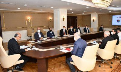 KÜSİ Planlama ve Geliştirme Kurulu 2021 yılı ilk toplantısını yaptı