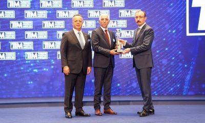 Marmarabirlik ihracatta 7. ödülünü aldı
