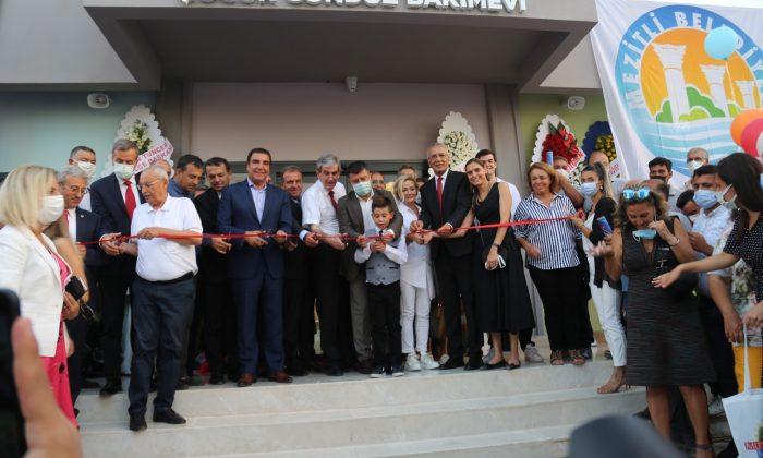 Mezitli'de çocuk gündüz bakımevinin ikincisi açıldı