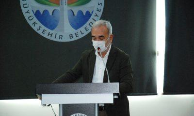 MHP'li Demirdağ'dan Büyükşehir yönetimine eleştiri