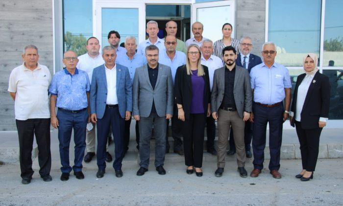Milletvekili Çankırı'dan Başkan Kaplan'a hizmet övgüsü