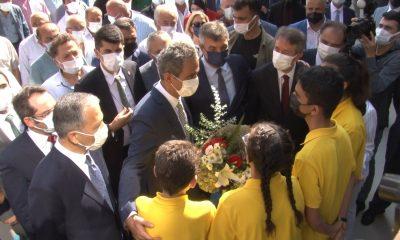 """Milli Eğitim Bakanı Mahmut Özer: """"Dijital platformlardan destek almaya devam edeceğiz"""""""
