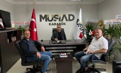"""MÜSİAD Şube Başkanı Ünal, """"Rakamlar Türkiye'nin ihracatla yükseleceğine olan inancımızı güçlendirmiştir"""""""