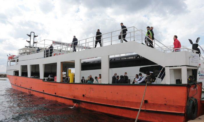 Müsilaj komisyonu Marmara'da araştırmalarını sürdürüyor