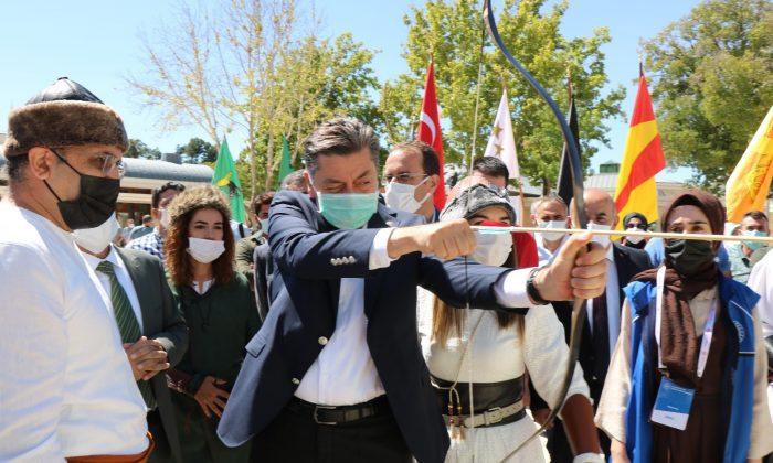Okçular, Kırşehir'de yarışıyor