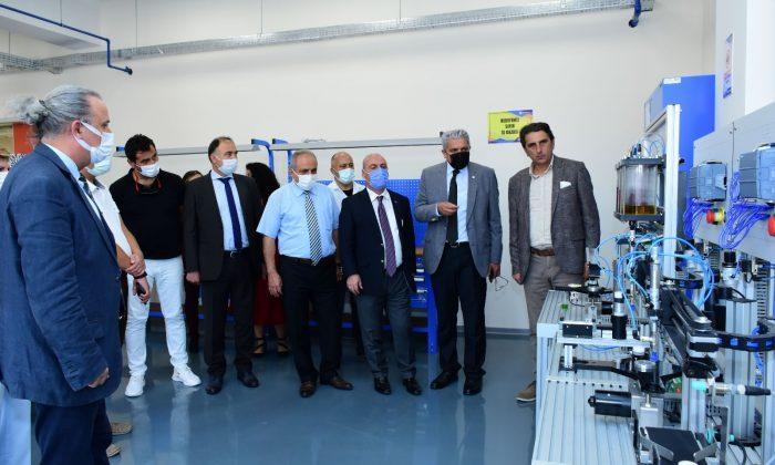 Özel EOSB Meslek Lisesi Eskişehir'in nitelikli personel ihtiyacını karşılayacak