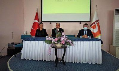 Pazaryeri Meslek Yüksek Okulu 'Akademik Kurul Toplantısı' yapıldı