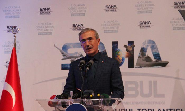 """Savunma Sanayi Başkanı Demir'den savunma sanayiinde """"yerli standart"""" vurgusu"""