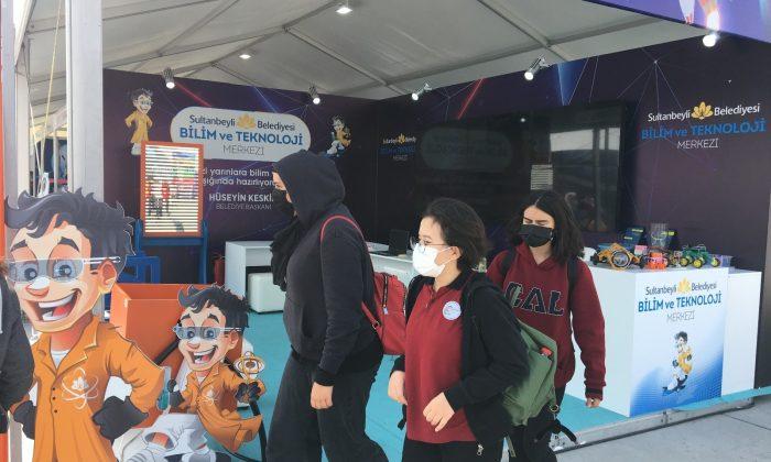 Sultanbeyli Belediyesi, Teknofest'te dikkat çekti