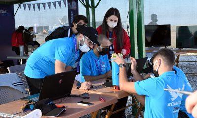 TEKNOFEST TÜRKSAT Model Uydu Yarışması'nda final heyecanı başladı